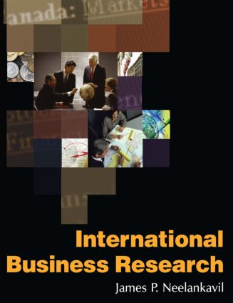 International Business Research: 1st Edition (Paperback) book cover