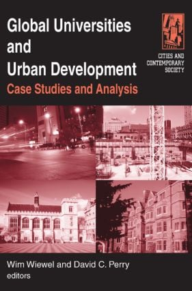 The University, the City, and the State: Institutional Entrepreneurship or Instrumentality of the State?