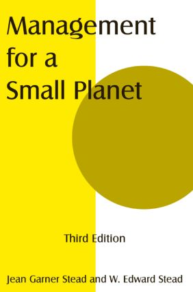 Management for a Small Planet: 3rd Edition (Paperback) book cover