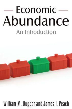 Economic Abundance (Paperback) book cover
