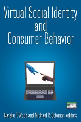 Virtual Social Identity and Consumer Behavior: 1st Edition (Paperback) book cover