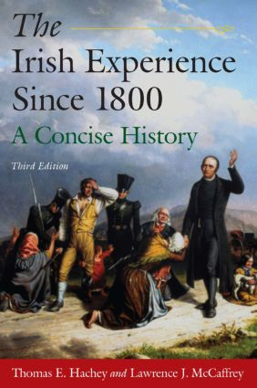The Irish Experience Since 1800: A Concise History: A Concise History, 3rd Edition (Paperback) book cover