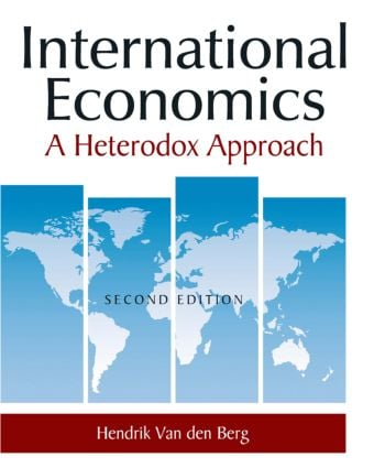International Economics: A Heterodox Approach