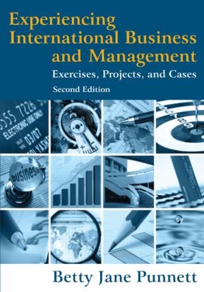 Experiencing International Business and Management: Exercises, Projects, and Cases, 2nd Edition (Paperback) book cover