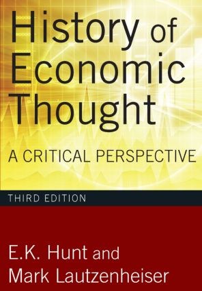 History of Economic Thought