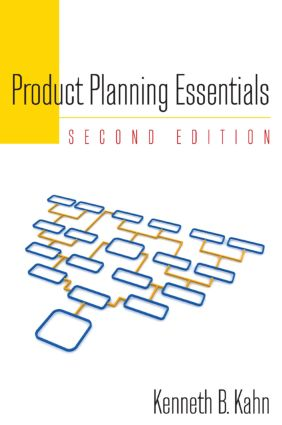 Product Planning Essentials: 2nd Edition (Paperback) book cover