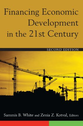 Financing Economic Development in the 21st Century: 2nd Edition (Paperback) book cover