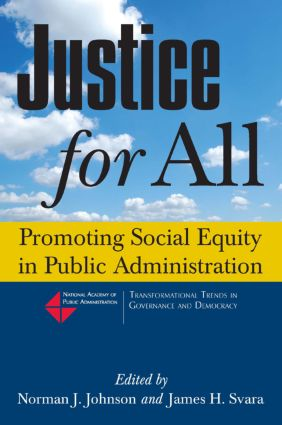 Justice for All: Promoting Social Equity in Public Administration