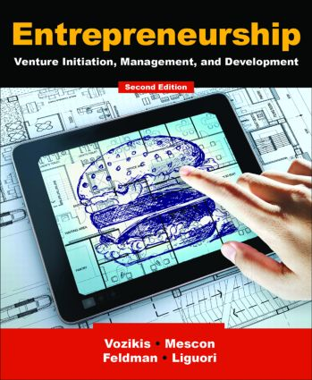 Entrepreneurship: Venture Initiation, Management and Development, 2nd Edition (Hardback) book cover