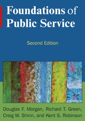Foundations of Public Service: 2nd Edition (Paperback) book cover
