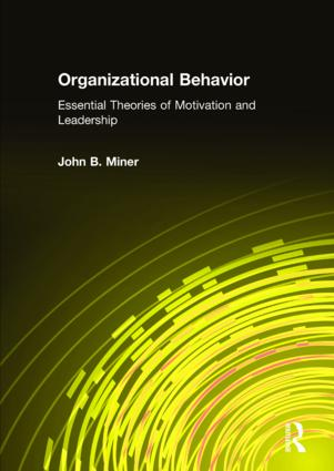 Organizational Behavior: Integrated Theory Development and The Role of the Unconscious, 1st Edition (Pack) book cover