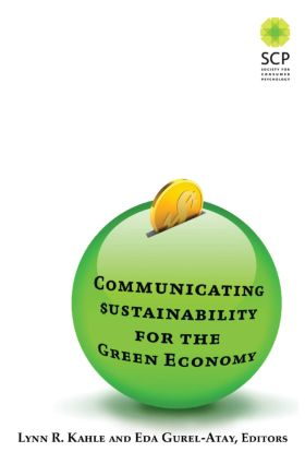Communicating Sustainability for the Green Economy: 1st Edition (Hardback) book cover