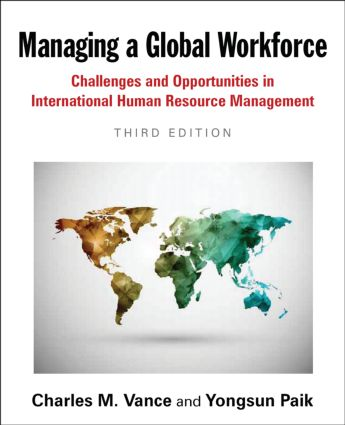 Managing a Global Workforce: 3rd Edition (Paperback) book cover