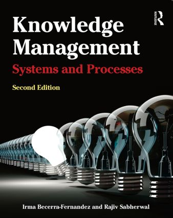 Knowledge Management: Systems and Processes, 2nd Edition (Hardback) book cover