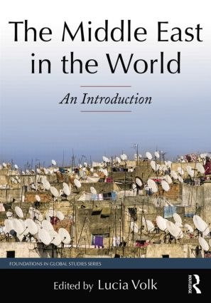 The Middle East in the World: An Introduction book cover
