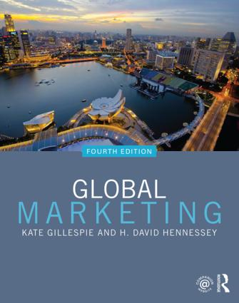 Global Marketing: 4th Edition (e-Book) book cover
