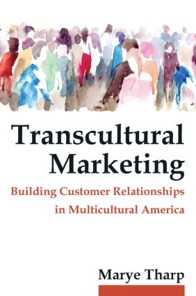 Transcultural Marketing: 1st Edition (Paperback) book cover