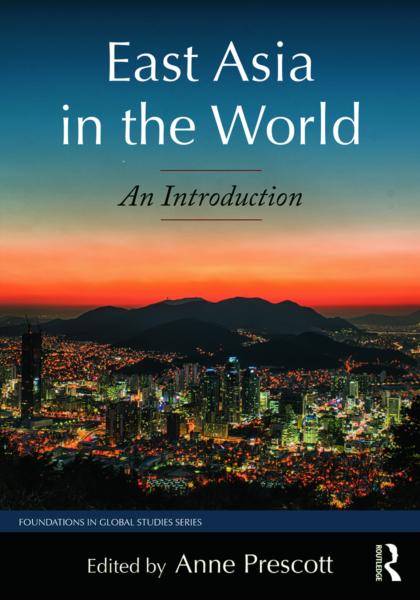 East Asia in the World: An Introduction, 1st Edition (Paperback) book cover