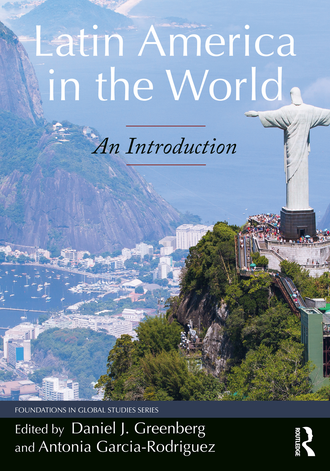 Latin America in the World: An Introduction book cover
