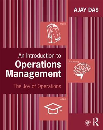 An Introduction to Operations Management: The Joy of Operations book cover
