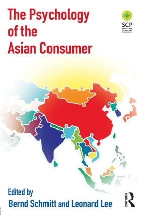 The Psychology of the Asian Consumer book cover