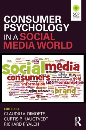 Consumer Psychology in a Social Media World: 1st Edition (Paperback) book cover
