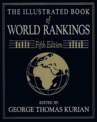 The Illustrated Book of World Rankings: 2000, 5th Edition (Multi-Pack Set) book cover