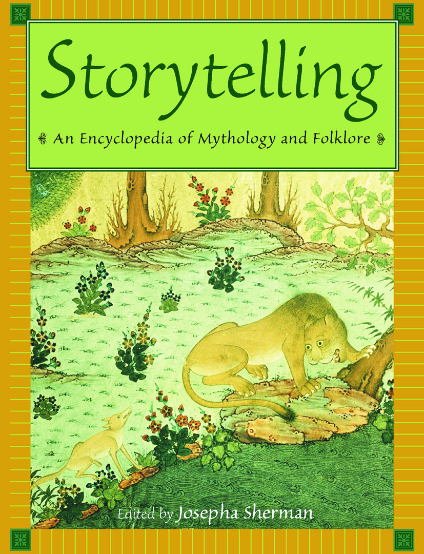 Storytelling: An Encyclopedia of Mythology and Folklore, 1st Edition (Hardback) book cover