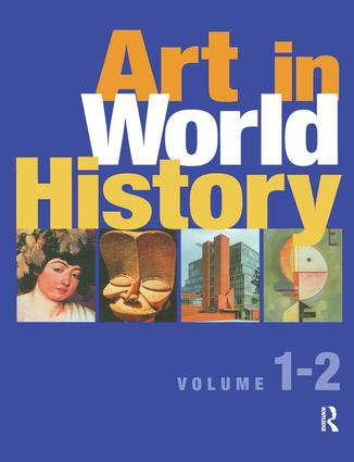 Art in World History 2 Vols: 1st Edition (Hardback) book cover