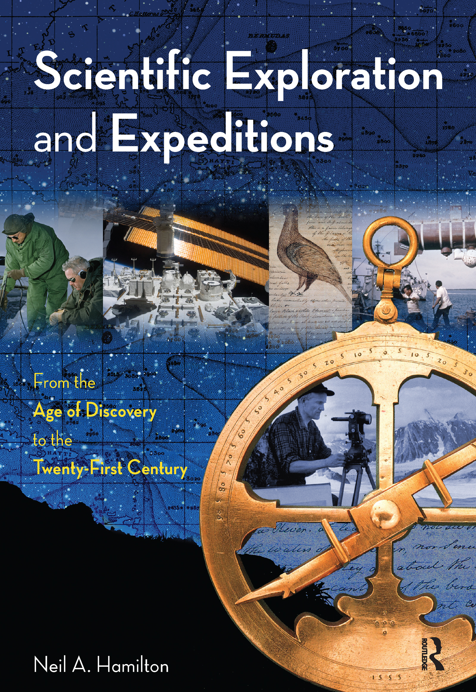 Scientific Explorations and Expeditions: 1st Edition (Hardback) book cover