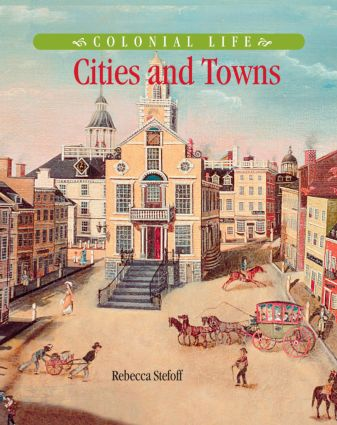 Cities and Towns book cover