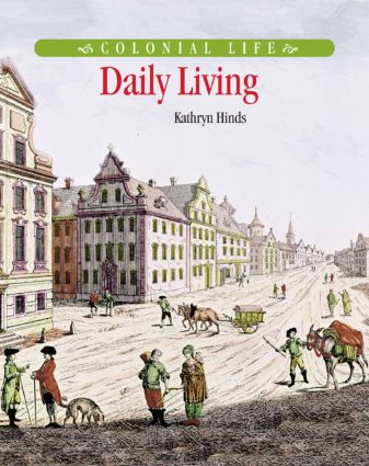 Daily Living: 1st Edition (Paperback) book cover