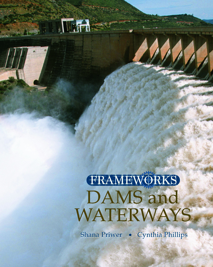 Dams and Waterways: 1st Edition (Hardback) book cover