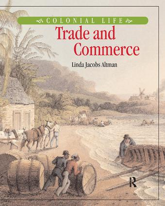 Trade and Commerce: 1st Edition (Paperback) book cover