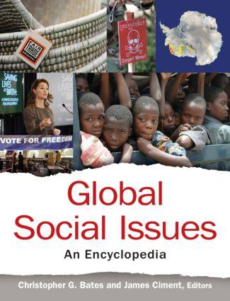 Global Social Issues: An Encyclopedia: An Encyclopedia, 1st Edition (Hardback) book cover