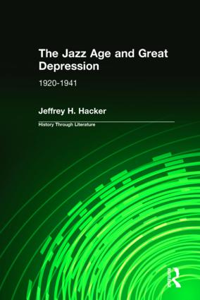 The Jazz Age and Great Depression: 1920-1941 book cover