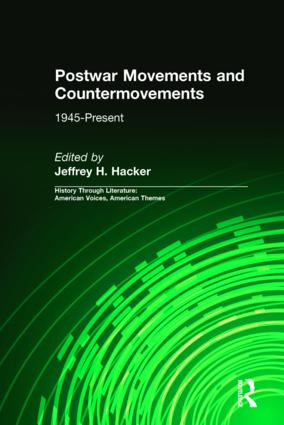 Postwar Movements and Countermovements: 1945-Present, 1st Edition (Paperback) book cover