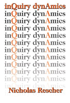 Inquiry Dynamics: 1st Edition (Hardback) book cover