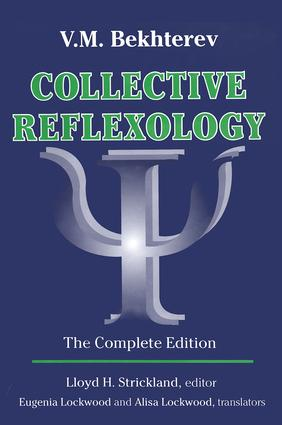 Collective Reflexology: The Complete Edition, 1st Edition (Hardback) book cover
