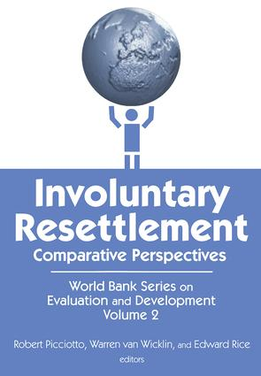 Involuntary Resettlement: Comparative Perspectives book cover