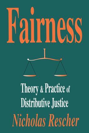 Fairness book cover