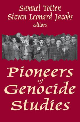 My Path to Genocide Studies