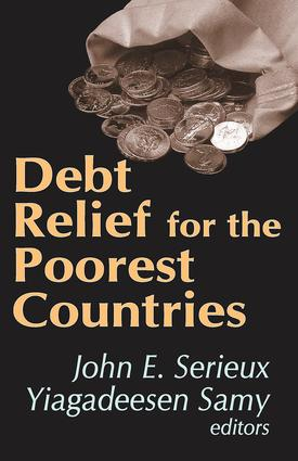 Debt Relief for the Poorest Countries: 1st Edition (Hardback) book cover