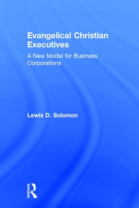 R.B. Pamplin Corp.: A Religious-Based Corporation Led by Steward-Leaders