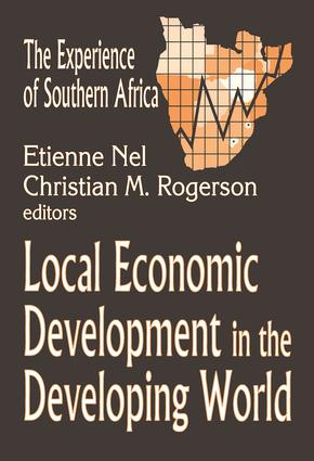 Social Capital and Appropriate Skills Training as Prerequisites for Successful Local Economic Development: The Noordhoek Valley Training Centre, Cape Town