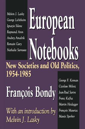 European Notebook: Dictatorships and the EEC; Religion in America; French Elections