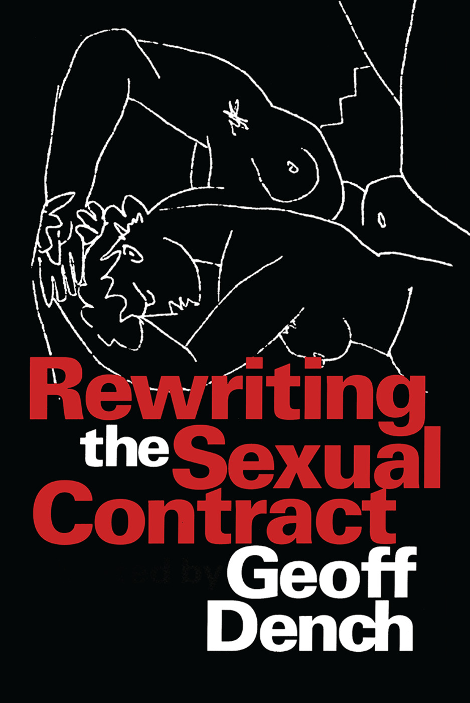 Rewriting the Sexual Contract: 1st Edition (Paperback) book cover