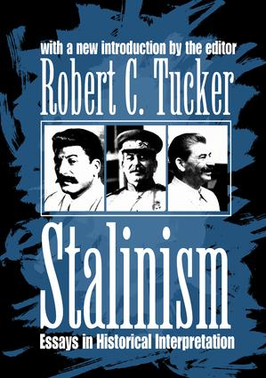 Stalinism: Essays in Historical Interpretation, 1st Edition (Paperback) book cover