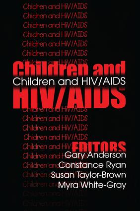 Children and HIV/AIDS: 1st Edition (Paperback) book cover