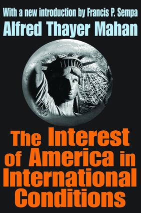 The Interest of America in International Conditions